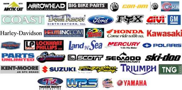 Electronic Parts Logos Parts Manufacturer Logo