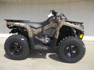2018 2WJC ATV OUTLANDER DPS 450EFI BC 18 C0297 - Click for larger photo