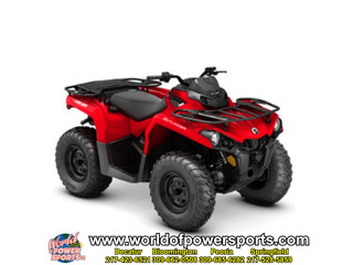 2018 2TJA ATV OUTLANDER 570EFI R 18 C0755 - Click for larger photo