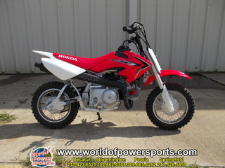 2017 CRF50F CRF - 50F H0222 - Click for larger photo
