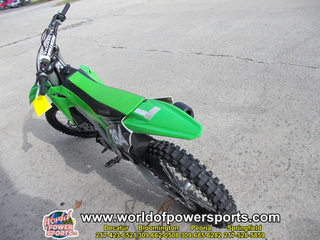 2017 KX252AHF KX - 250F K2789 - Click for larger photo