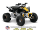 Can-Am DS 90 X 2016 YELLOW/BLACK (no image)