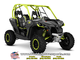 Can-Am MAVERICK 1000T X ds 2016 BLACK/GREEN (no image)
