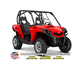 Can-Am COMMANDER 800R DPS 2016 VIPER RED (no image)