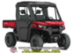 Can-Am DEFENDER 1000 XT HD 2016 INTENSE RED (no image)