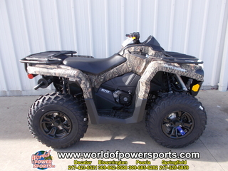 2018 2CJC ATV OUTLANDER DPS 570EFI BC 18 C1013 - Click for larger photo
