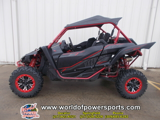 2017 YXZ10YESHB YXZ1000R EPS SS SE Y0645 - Click for larger photo