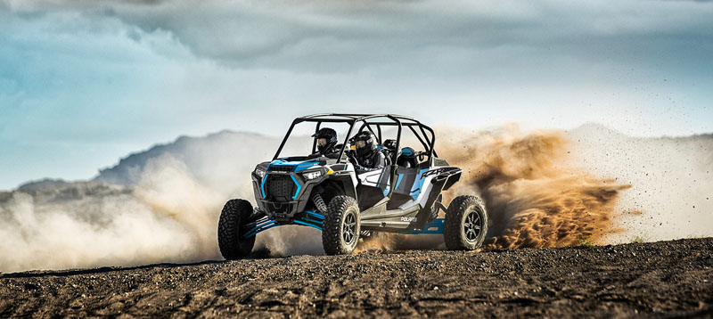 2020 RZR XP 4 Turbo S RZR XP 4 Turbo S 160643 - Click for larger photo
