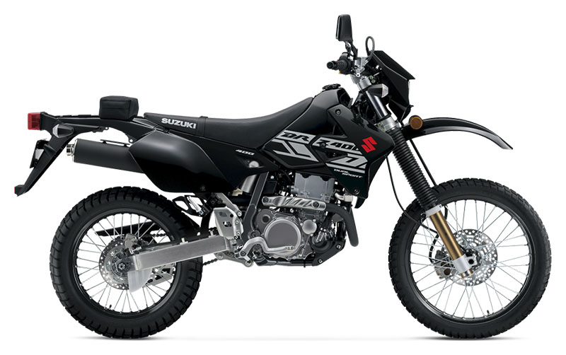 2020 DR-Z400S DR-Z400S 100437 - Click for larger photo