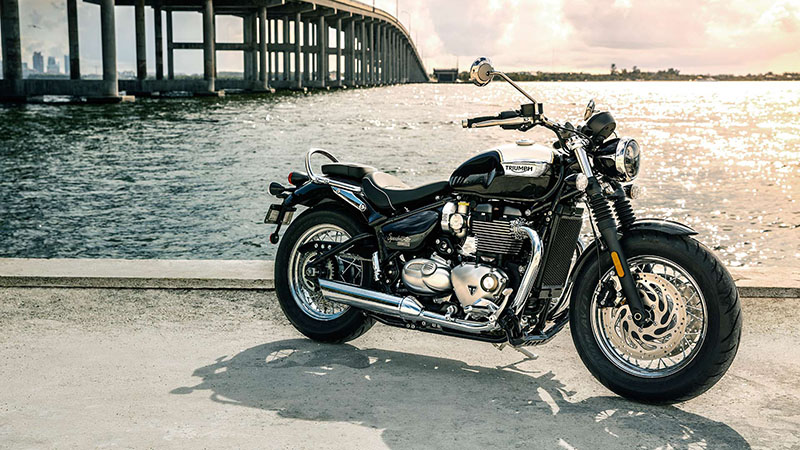2020 Bonneville Speedmaster Bonneville Speedmaster 984576 - Click for larger photo