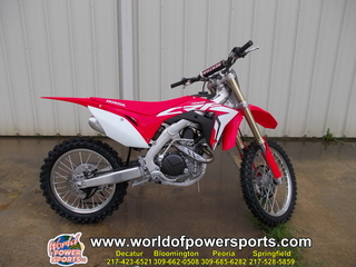 2018 CRF450RJ CRF 450R H0497 - Click for larger photo