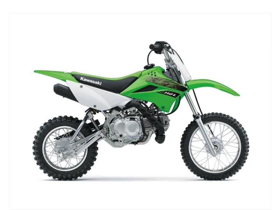 2020 KLX110L  MD0046 - Click for larger photo