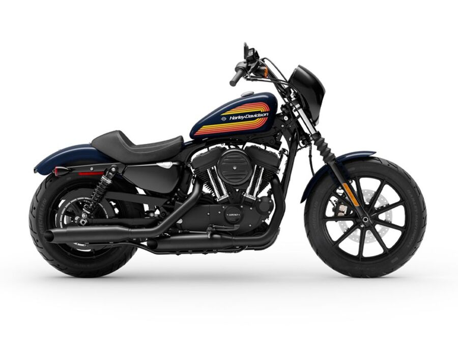 2020 XL1200NS - Sportster Iron 1200  0081391VE0 - Click for larger photo