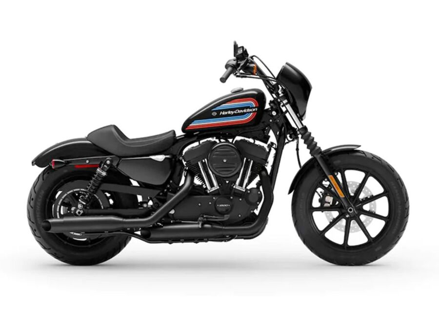 2020 XL1200NS - Sportster Iron 1200  0265283VE0 - Click for larger photo