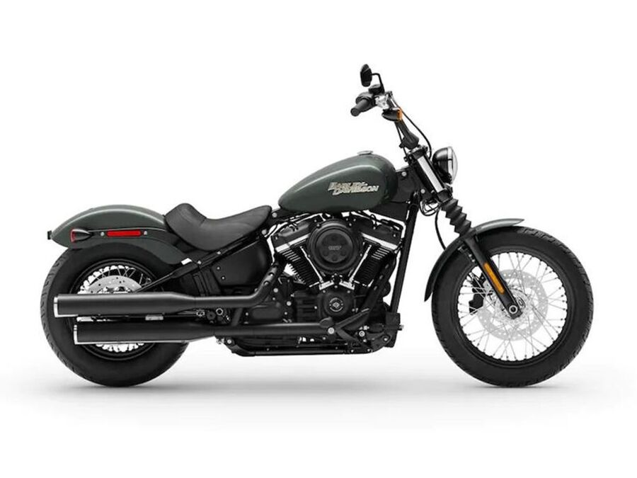 2020 FXBB - Softail Street Bob  0274921VE0 - Click for larger photo