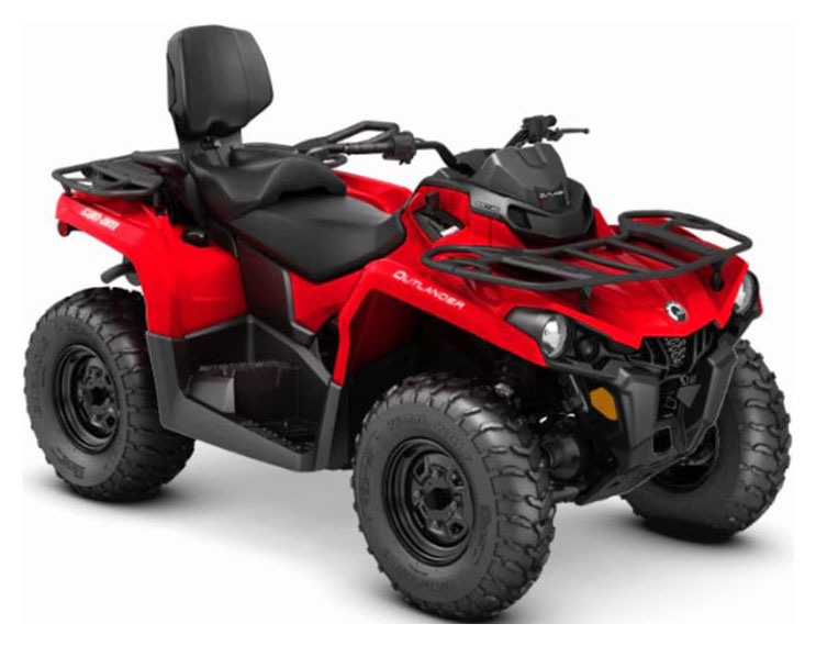 2019 Outlander MAX 450 Outlander MAX 450 CA789 - Click for larger photo