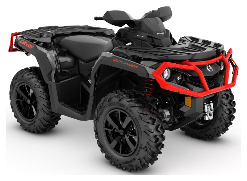 2019 Outlander XT 650 Outlander XT 650 CA1762 - Click for larger photo