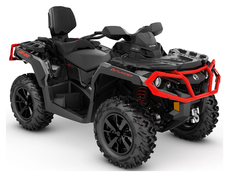 2019 Outlander MAX XT 850 Outlander MAX XT 850 CA1751 - Click for larger photo