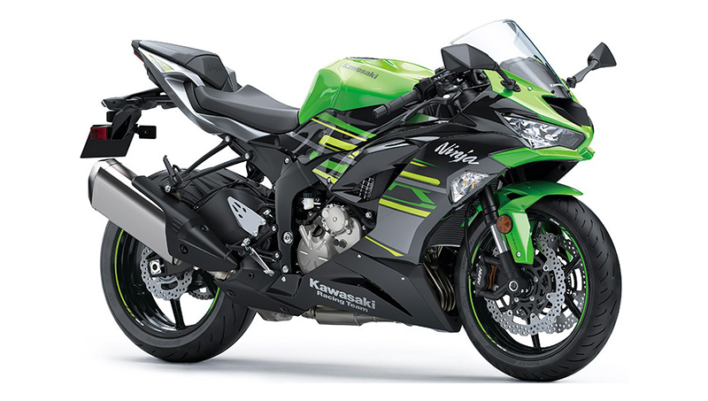 2019 Ninja ZX-6R ABS KRT Edition Ninja ZX-6R ABS KRT Edition K3185 - Click for larger photo