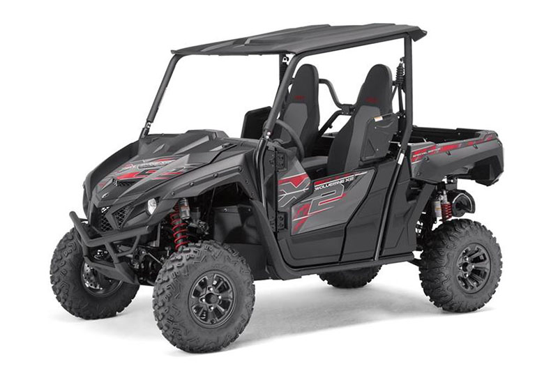 2019 Wolverine X2 R-Spec SE Wolverine X2 R-Spec SE Y3699 - Click for larger photo