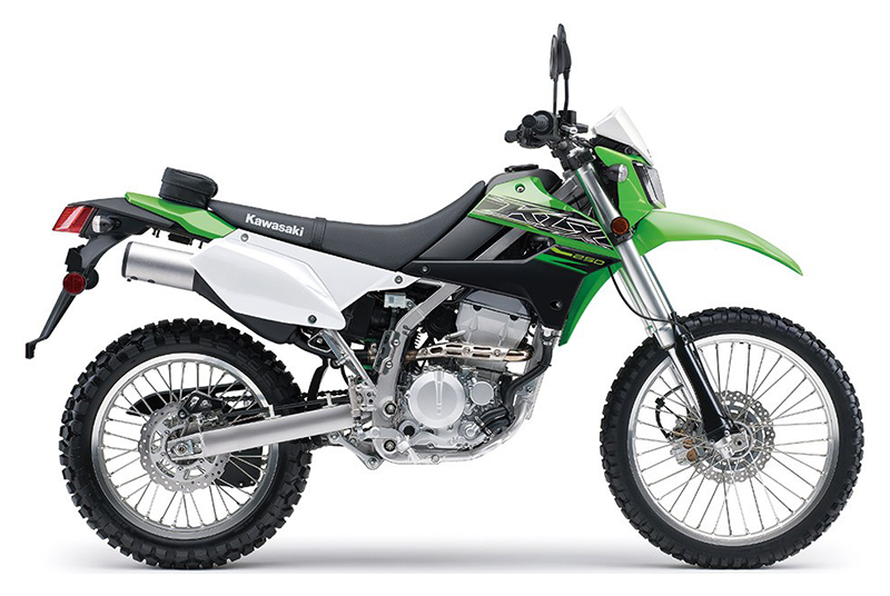 2019 KLX 250 KLX 250 K3194 - Click for larger photo