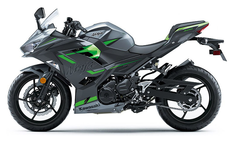 2019 Ninja 400 ABS Ninja 400 ABS K3179 - Click for larger photo