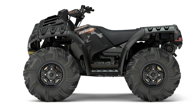 2019 Sportsman 850 High Lifter Edition Sportsman 850 High Lifter Edition P1306 - Click for larger photo