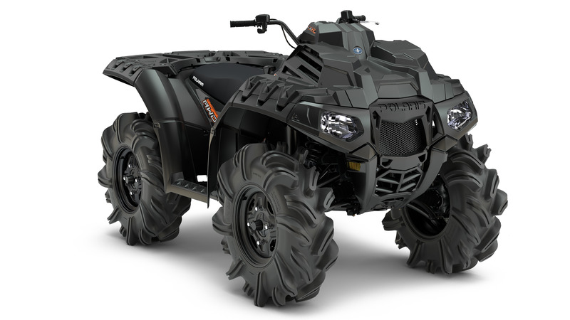 2019 Sportsman 850 High Lifter Edition Sportsman 850 High Lifter Edition P4009 - Click for larger photo