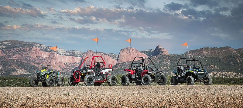 2019 RZR 170 EFI RZR 170 EFI P3994 - Click for larger photo