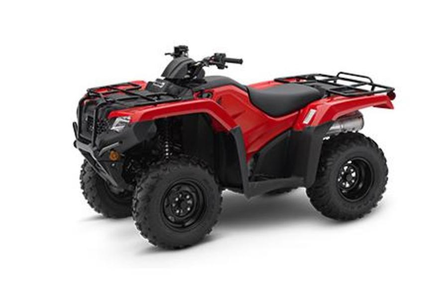 2019 FourTrax Rancher 4x4 Automatic DCT EPS FourTrax Rancher 4x4 Automatic DCT EPS M19943 - Click for larger photo