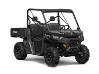 Can-Am Defender DPS HD8 Triple Black 2021 3527328531
