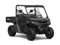 Can-Am Defender DPS HD10 Triple Black 2021 3527328531