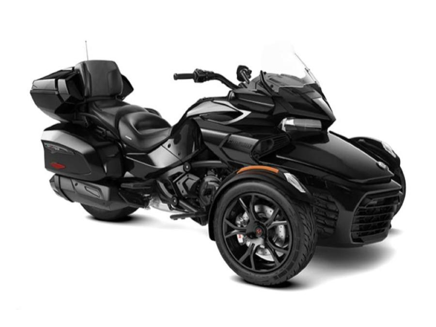 2020 Spyder F3 Limited Dark  CA000521 - Click for larger photo