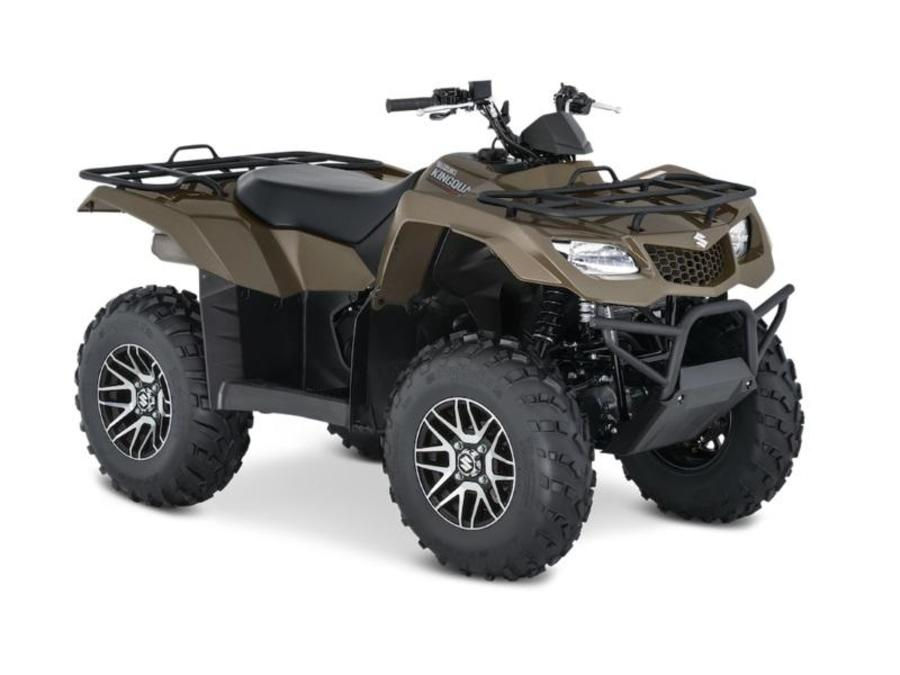 2020 KingQuad 400ASi SE Plus  SU100199 - Click for larger photo