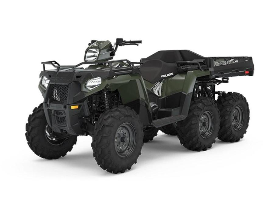 2020 Sportsman 6x6 570  8388260 - Click for larger photo