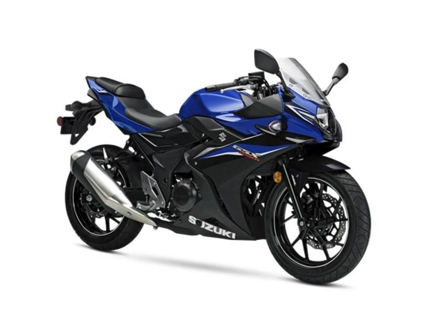 2020 GSX250R ABS  8414349 - Click for larger photo
