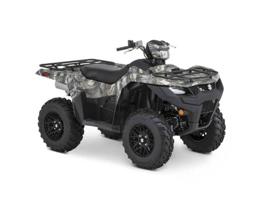 2020 KingQuad 500AXi Power Steering SE Camo  8414567 - Click for larger photo