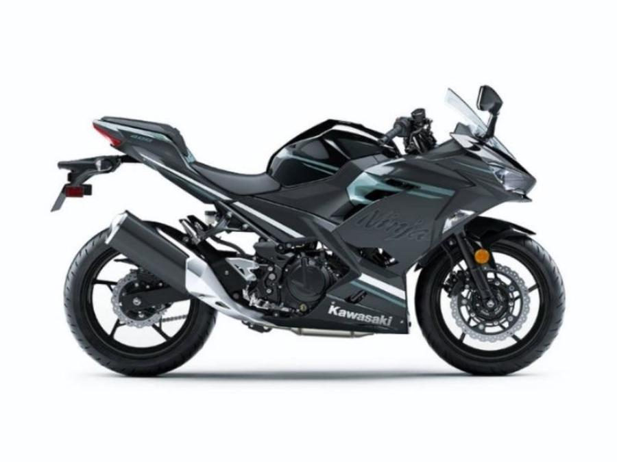 2020 Ninja 400 ABS Spark Black/ Magnetic Dark  8414759 - Click for larger photo