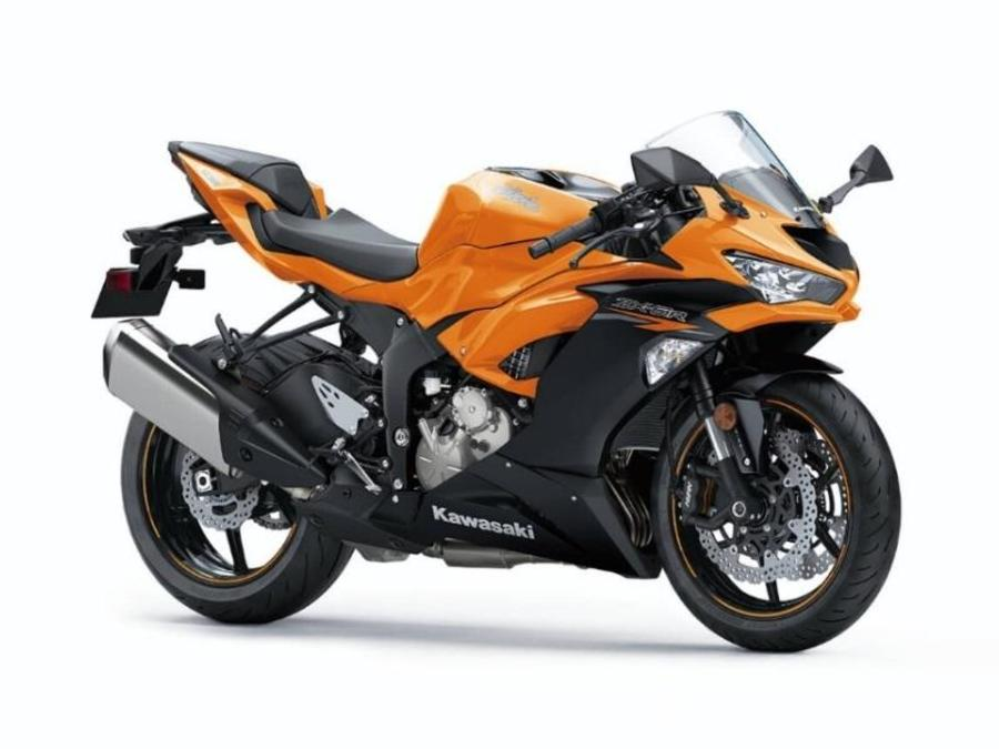 2020 Ninja ZX-6R ABS  8414774 - Click for larger photo