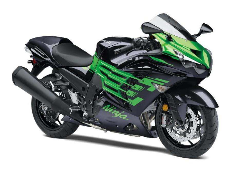 2020 Ninja ZX-14R ABS  8414904 - Click for larger photo