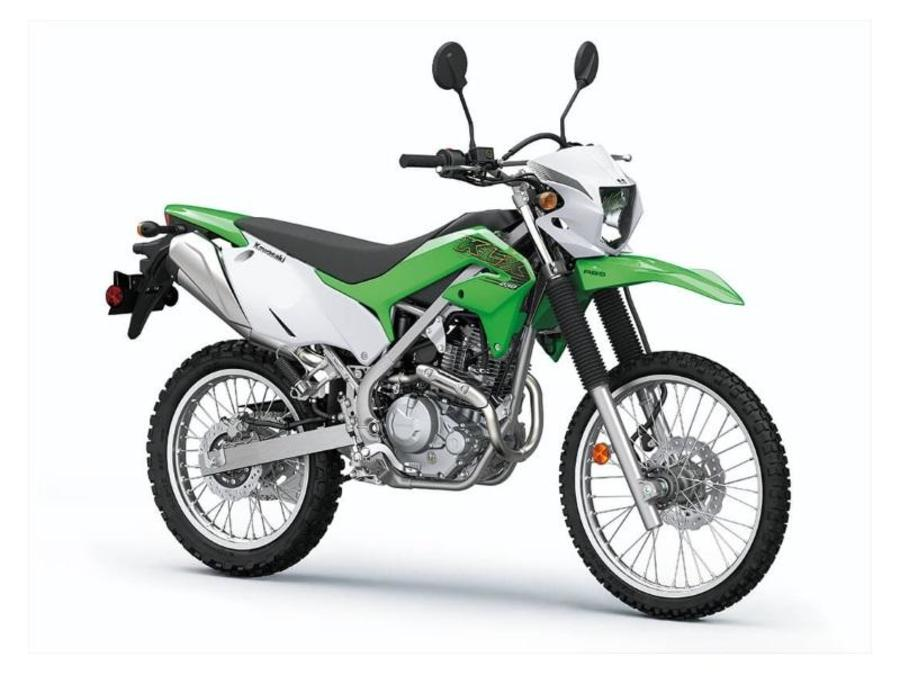 2020 KLX230  8414926 - Click for larger photo