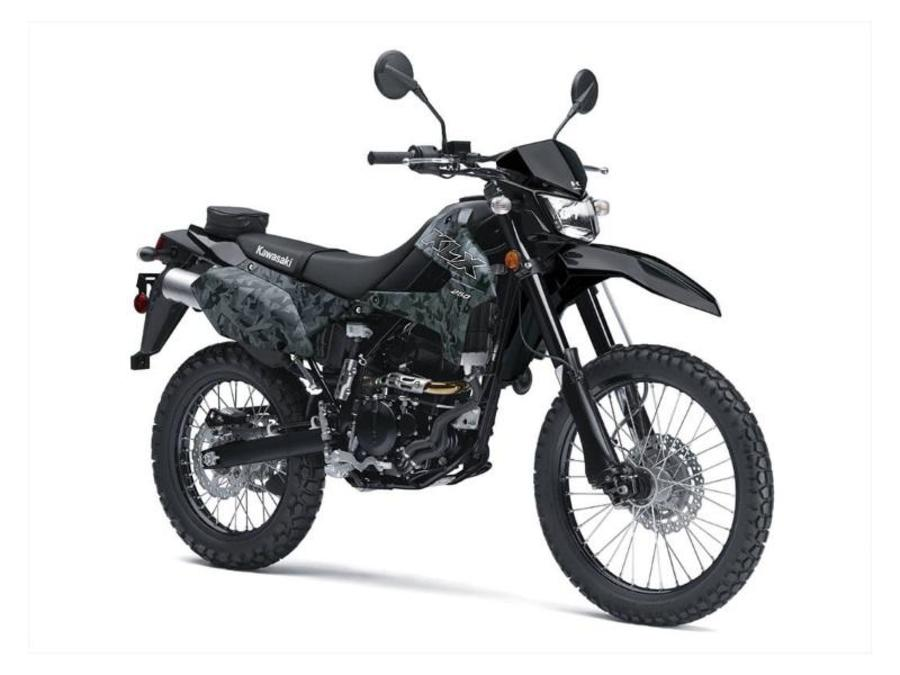 2020 KLX250 Camo  8414930 - Click for larger photo