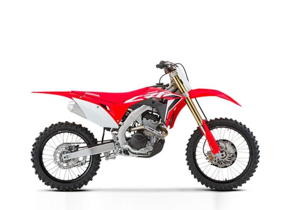 2020 CRF250R  8416475 - Click for larger photo