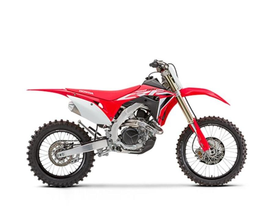 2020 CRF450RX  8416479 - Click for larger photo