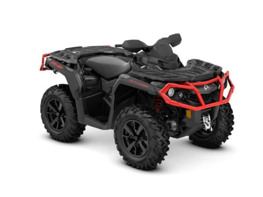 2020 Outlander XT 650  8459090 - Click for larger photo
