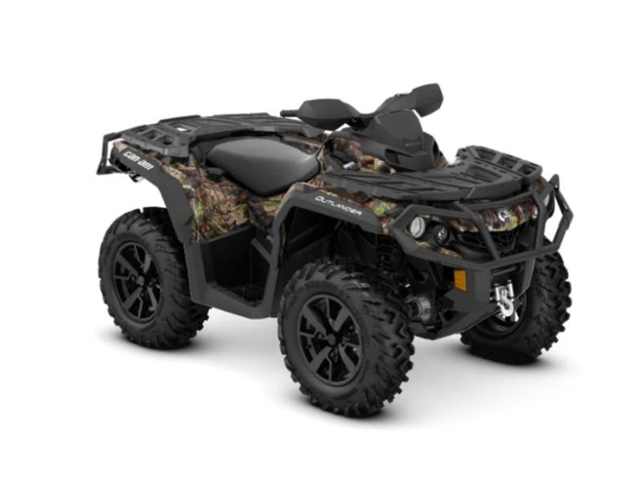 2020 Outlander XT 650 Mossy Oak Break-up Coun  8459095 - Click for larger photo