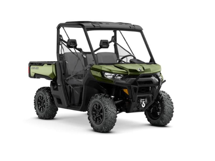 2020 Defender XT HD8  8496587 - Click for larger photo