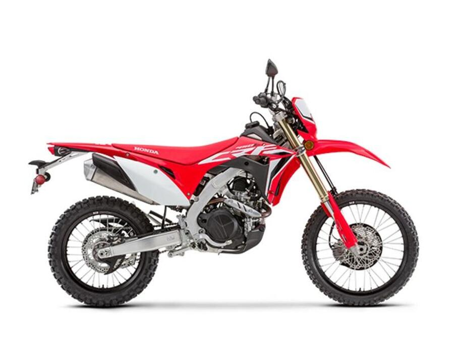 2020 CRF450L  HO100075 - Click for larger photo