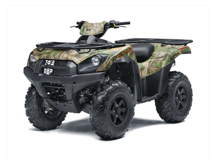 2020 Brute Force 750 4x4i EPS Camo  KA508307 - Click for larger photo