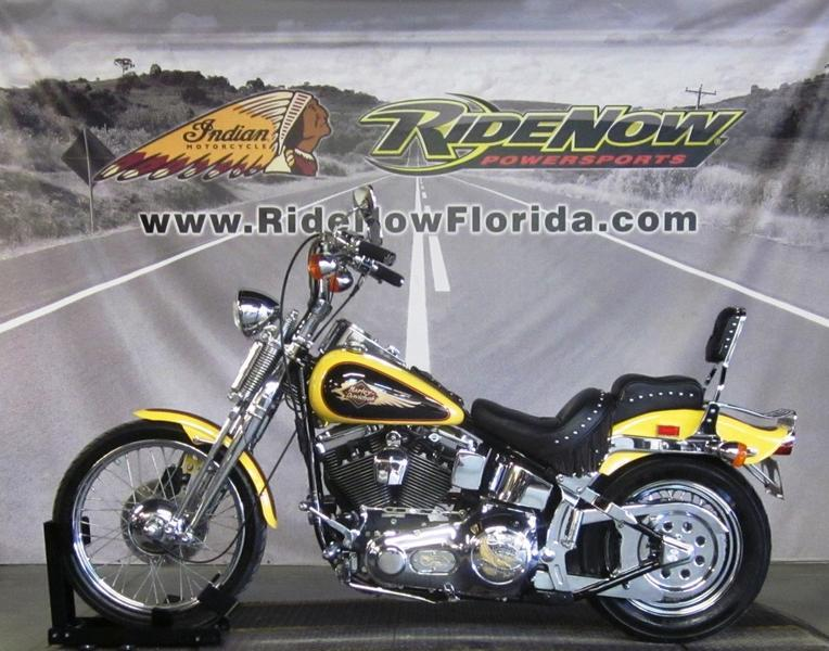 1995 FXSTS - Springer Softail  UHD633 - Click for larger photo